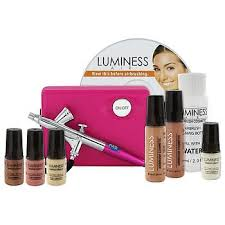 luminess airbrush makeup starter absoulutely need do you still need airbase pro dinar kit mostly makeup