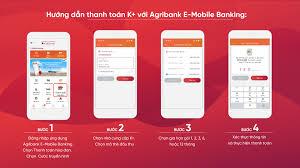 Siêu ưu đãi thanh toán K+ trên ứng dụng Agribank E-Mobile Banking và  Vban.vn chỉ từ 75k - VNPAY