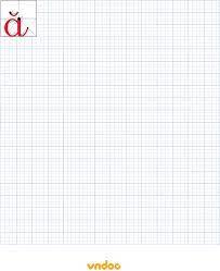 File tập viết chữ nhỏ lớp 1 - Vở luyện viết chữ 1 ô li