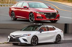 2018 honda accord. fine accord refreshing or revolting 2018 honda accord vs toyota camry  motor trend in honda accord