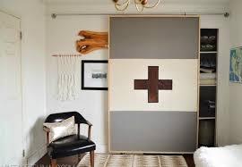 small closet ideas diy sliding closet door
