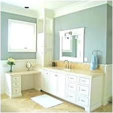 l shaped bathroom vanity cabinets furniture banjo oval rugs