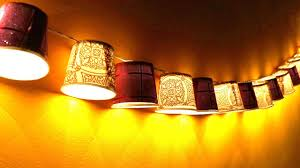 Dixie Cup Lights