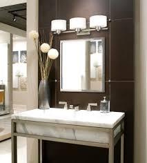 bathroom vanities mirrors and lighting. Pleasant Lighting Light Bath Vanity Ideas Om For Modern Bathroom Mirrors Decore With Images Vanities And N