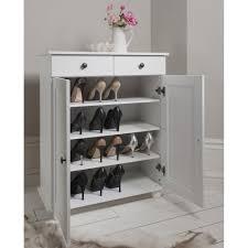 strathmore solid walnut furniture shoe cupboard cabinet. Heathfield Shoe Storage Unit In White Noa Nani Shoes Box Cabinet Solutions Ben Full Size Strathmore Solid Walnut Furniture Cupboard