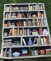 Bookshelf Quilt - Finished! - Katie Mae Quilts | pw | Pinterest ... & Bookshelf quilt! Love this one too. Adamdwight.com