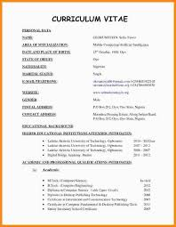Resume Format In Word 2007 Resume Template Microsoft Word 2007 Examples Resume Format Ms Word