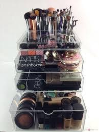 clear gl makeup brush holder makeup daily