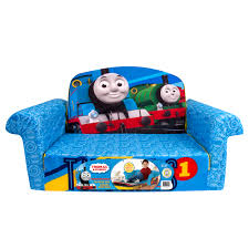 marshmallow furniture 45 children s 2 in 1 flip open foam sofa thomas flip open sofa com