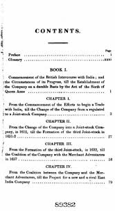 The History of British India, vol. 1 - Online Library of Liberty
