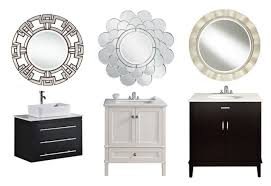 Decorating Bathroom Mirrors Elegant 10 Decorative Bathroom Mirrors Laurieacouture And
