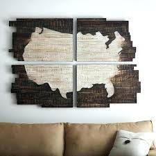 whitewash wood wall art planked wall art panels pottery barn unusual wood plank planked wall art