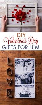 diy valentine s day gifts for boyfriend