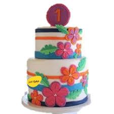 1st Birthday Design Cake In Bangalore Buy Cakes Online In