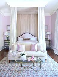 Canopy Bed Curtains Pink Bed Canopies Curtain Pink Bed With Sheer ...