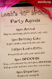 Wedding Agenda Sle - Www.quotidian.us