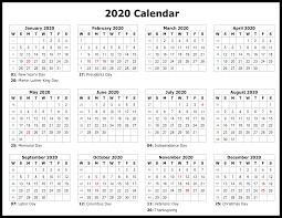 Template For 2020 Calendar 029 Calendar Australia Printable Template Ideas Free Excel