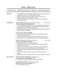 example of good resume layout resume layout example