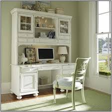 white desk with hutch. Antique White Desk With Hutch E