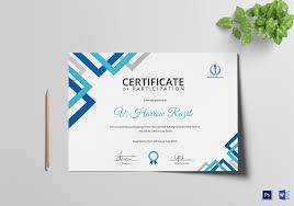 Certificate Of Rafting Participation Template
