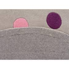 bright coloured kids dots design grey floor rugs free round educational rug back yellow area