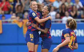 La Federación cancela la liga femenina con el Barça como campeón