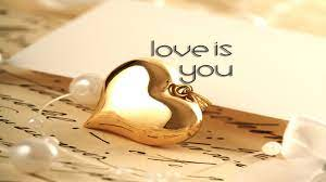 Love Is You Hd Wallpaper : Wallpapers13.com