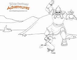 David And Goliath Coloring Pages Awesome Collection David And
