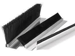 garage door trim sealWeather Brush Seals  Precision Brush