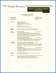 Sample Resume General Counsel Collection Of Solutions Resume