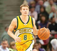 Not in Hall of Fame - 44. Luke Ridnour