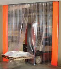 Door Pvc Strips & Ready-to-hang Clear PVC Strip Doors And Curtains ...