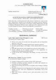 Sample Australian Resume Format Fresh Sap Basis Resume Format For