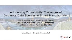 Connectivity challenges APC Europe by Alan Weber