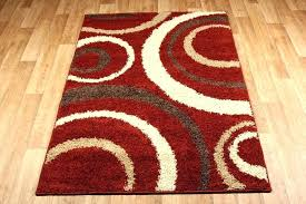 red and brown area rug red and cream area rugs homey red and brown rugs whole