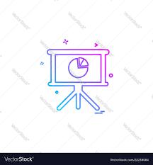 Pie Chart Board Design