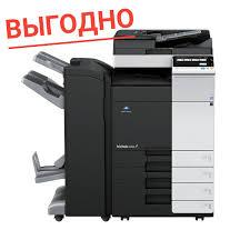 Цветное МФУ <b>Konica Minolta</b> bizhub C258 (A7R0027)