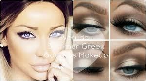 natural makeup tutorial greek dess inspired look you