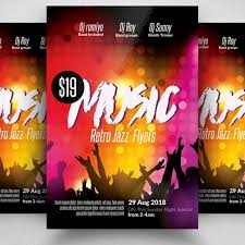 Concert Flyers Templates Music Concert Flyer Template Template For Free Download On Pngtree