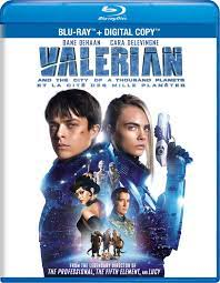 Valerian and the City of a Thousand Planets [Blu-ray + Digital Copy]  (Bilingual): Amazon.de: DVD & Blu-ray