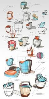 modern furniture design sketches. Plain Modern Modern Furniture Bounce Chair Design By Pedro Gomes And Furniture Sketches U