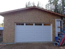 14 ft garage door2 Car Garage Standard 14Foot Header Vs 20 Foot Lvl Header
