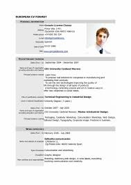 Free Printable Resume Maker Resume Examples