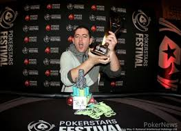 Gary McGinty Takes Down the PokerStars Festival Dublin Main Event |  PokerNews