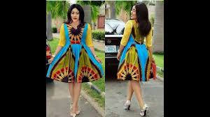 Recent Designer Dresses Kitenge Short Dresses Latest 2018 Beautiful And Stylish