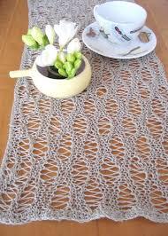 Free Crochet Table Runner Patterns Beauteous 48 Free Crochet Table Runner Patterns Guide Patterns