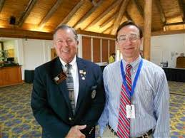 District Governor Bob Stowell Visits the Excelsior Club   Rotary ...