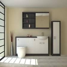modern bathroom storage cabinets. Hacienda 1500 Fitted Bathroom Furniture Pack White Modern Storage Cabinets