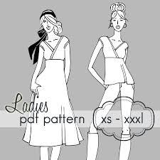 Pdf Sewing Patterns Custom Decorating