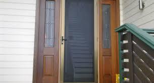 full size of door sliding screen door installation sliding screen door parts home depot stunning